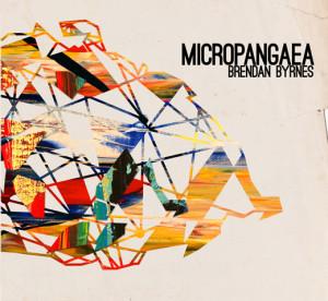 Brendan Byrnes 'Micropangaea'