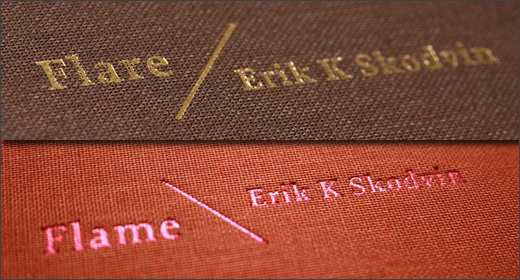 Igloo Magazine Erik K Skodvin Flare Flame Sonic Pieces