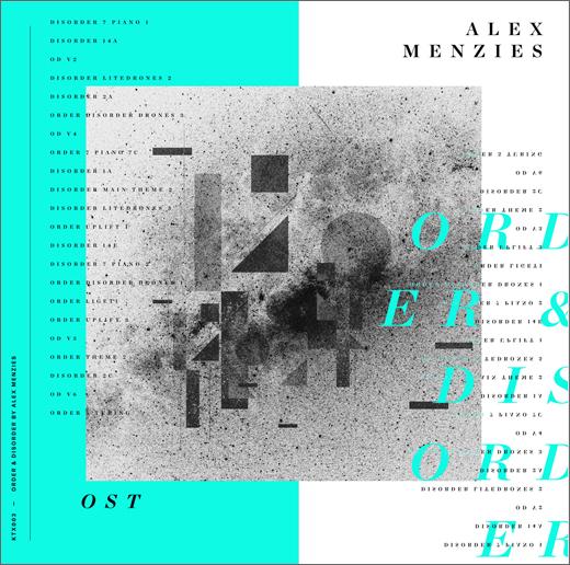 Alex Menzies :: Order & Disorder (Kathexis)
