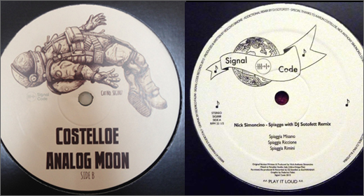 Costolloe & Nick Simoncino :: Double review (Signal Code)