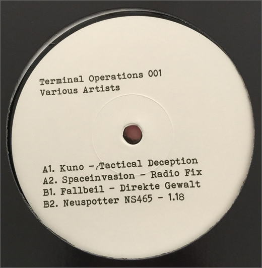 V/A :: Terminal Operations 01 (Terminal Operations)