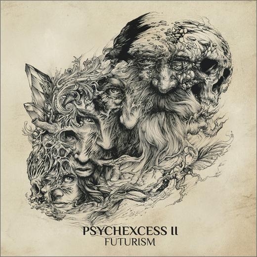 Frank Riggio :: Psychexcess II - Futurism (Hymen)
