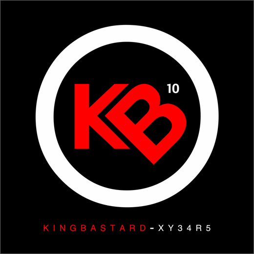 "KINGBASTARD :: XY34R5 ""A Decade of Bastardism!"" (Odd John)"