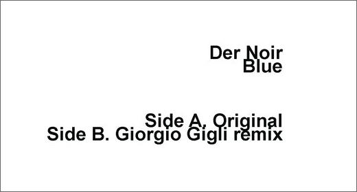 Der Noir :: Blue