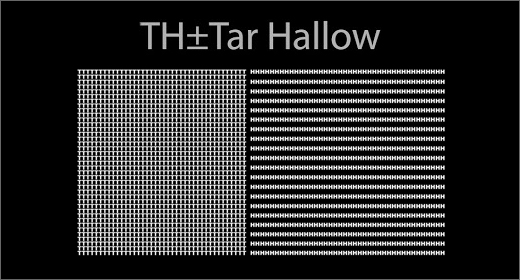 TH ± Tar Hallow :: From the blackened pits