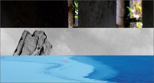 3View :: Hakobune & Dirk Serries, Chihei Hatakeyama and Chihei Hatakeyama & Dirk Serries