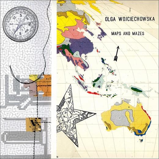 Olga Wojciechowska :: Maps And Mazes (Time Released Sound)