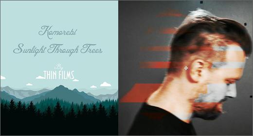 Thin Films :: Komerebi/Mantis (Thin Recordings)