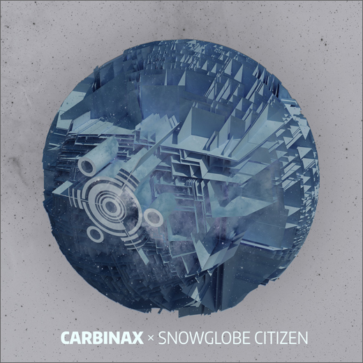 Carbinax :: Snowglobe Citizen (Self-Released)