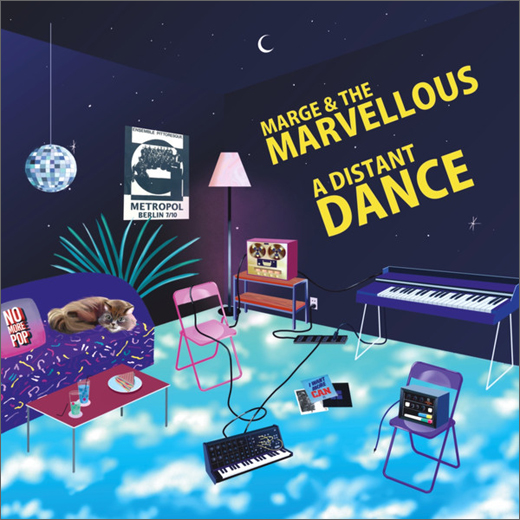 Marge and the Marvellous :: Distant Dance (No More Pop)