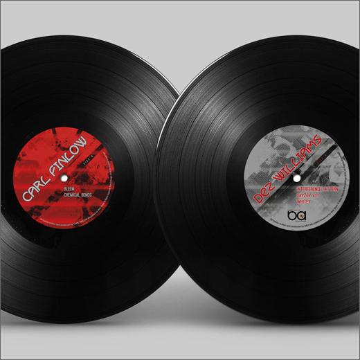 Carl Finlow / Dez Williams :: Split EP (Bass Agenda)
