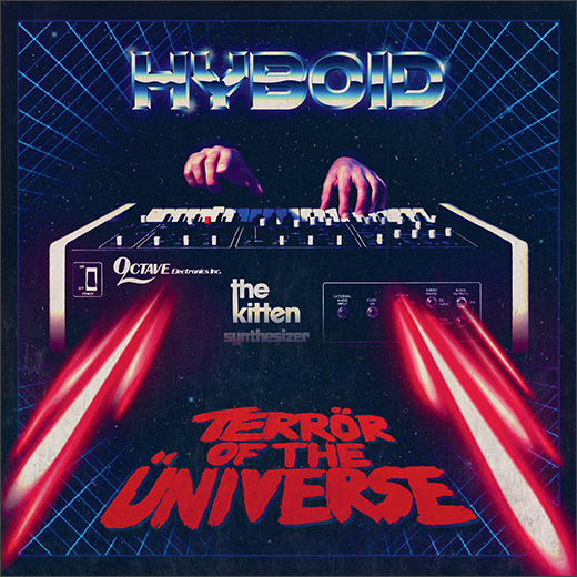 Hyboid :: Terrör of the Üniverse (Astro-Chicken)