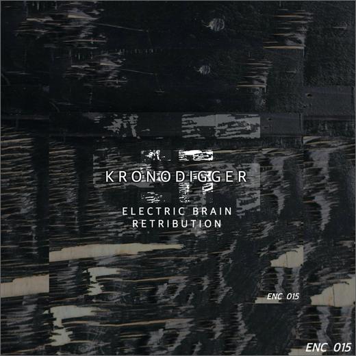 Kronodigger :: ENC015 EP (Encrypted Audio)