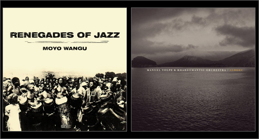 Double Review :: Renegades Of Jazz / Manuel Volpe & Rhabdomantic Orchestra (Agogo)