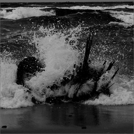Embers Below Zero :: The Oblivion Sea (Shimmering Moods)