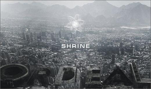 Shrine :: Ordeal 26.04.86 (Cyclic Law)