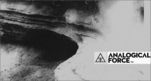 """This is Analogical Force. The club. The label. The music."" :: Beneath Madrid"